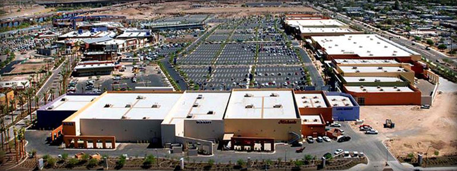 Commercial Progressive Roofing