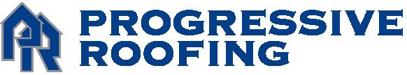Progressive Roofing Retina Logo