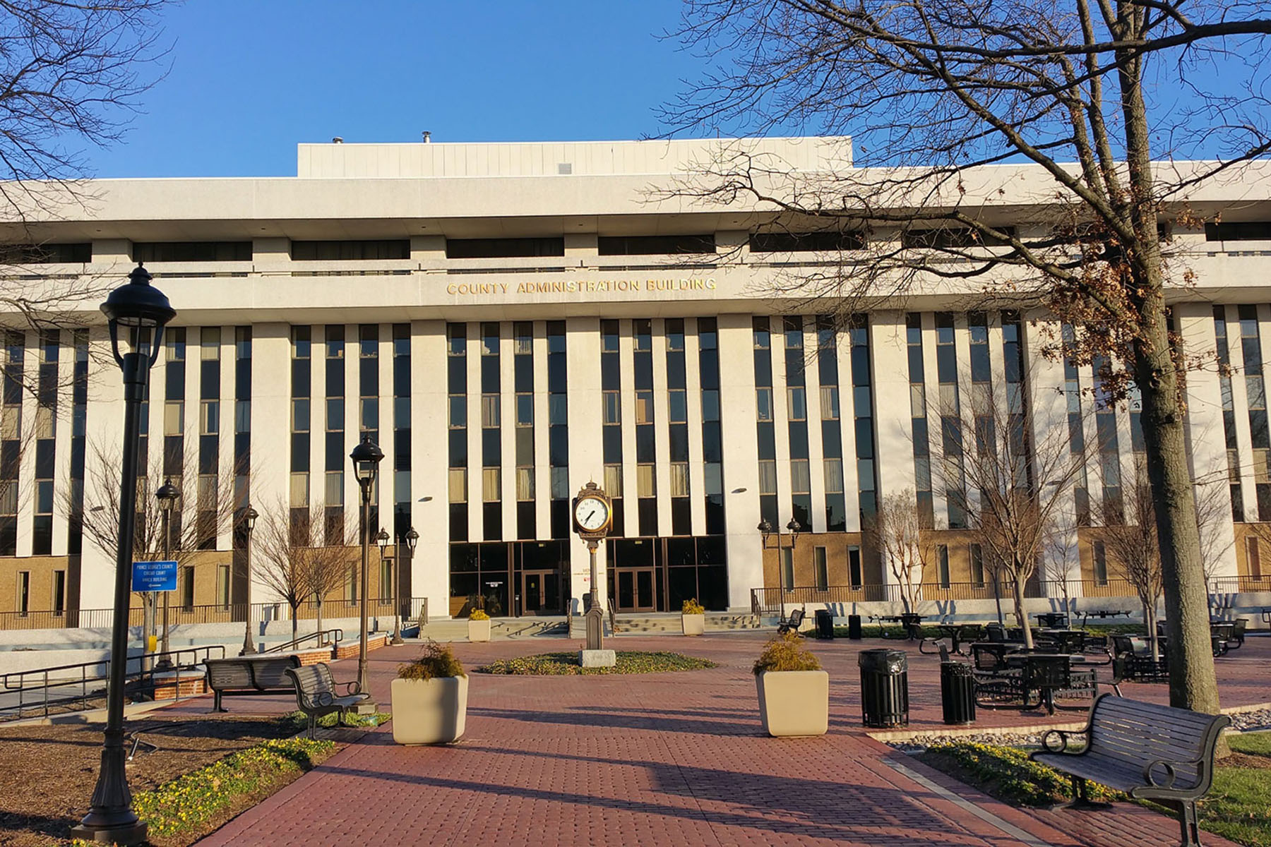 Prince Georges County Administration Building