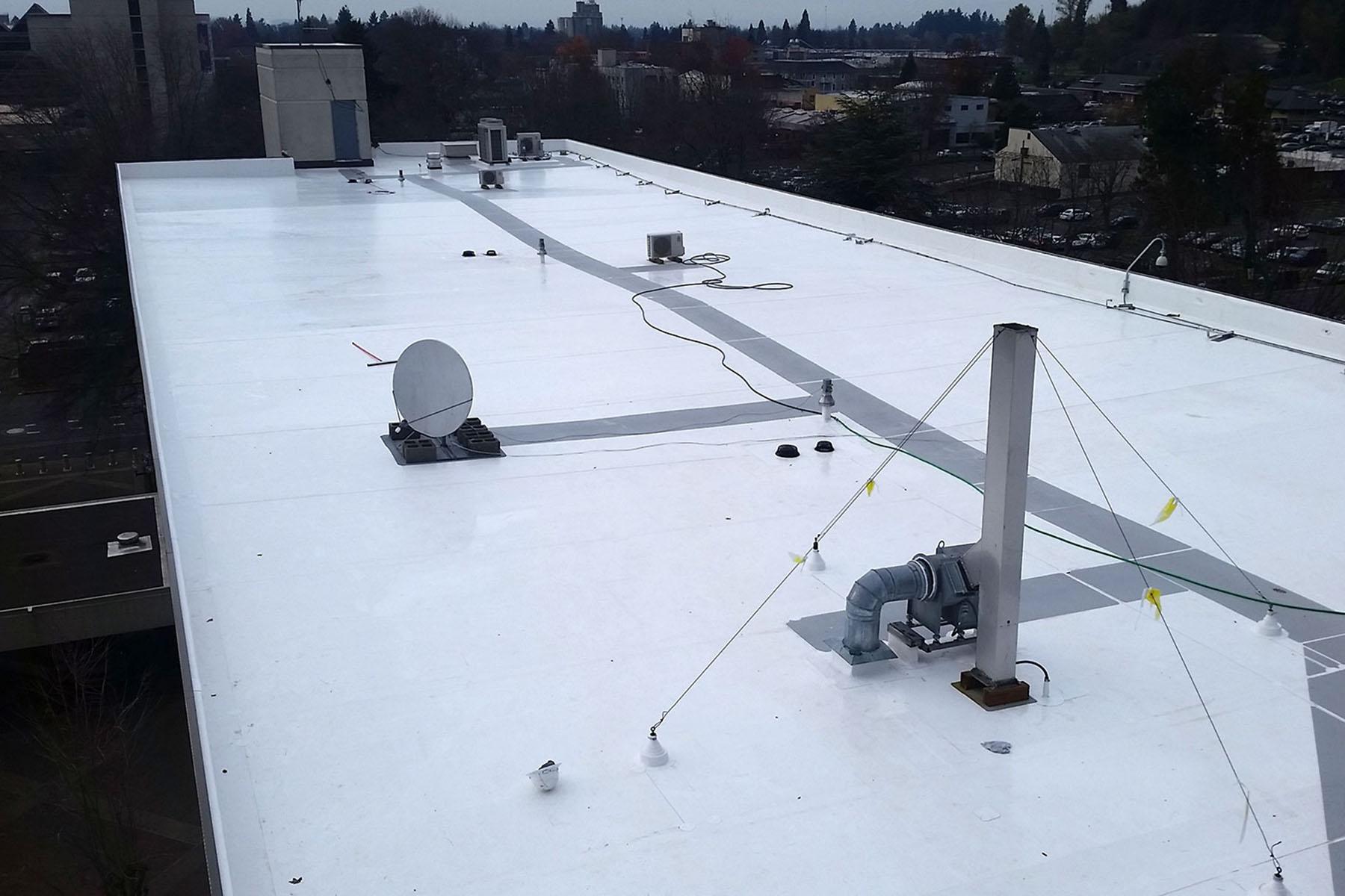 Eugene Federal Building Progressive Roofing