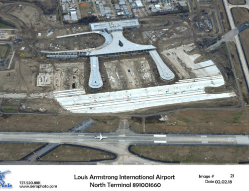 Louis Armstrong New Orleans International Airport