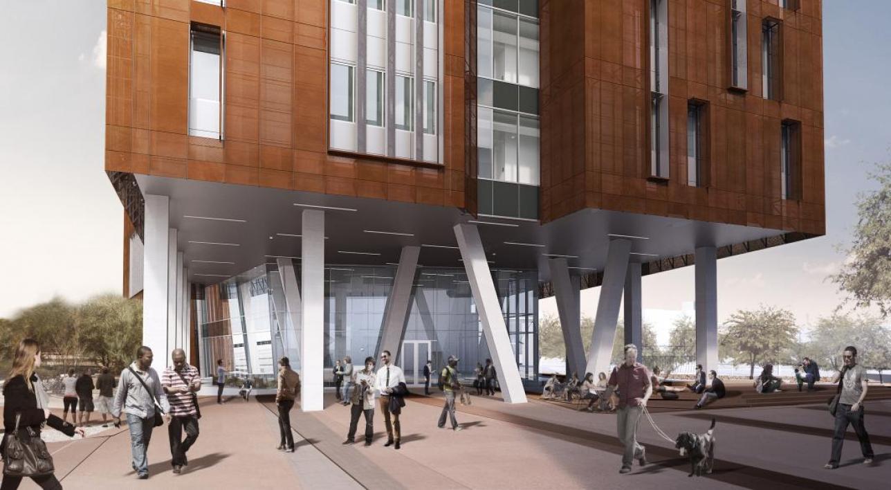 ASU Biodesign Building C - Progressive Roofing
