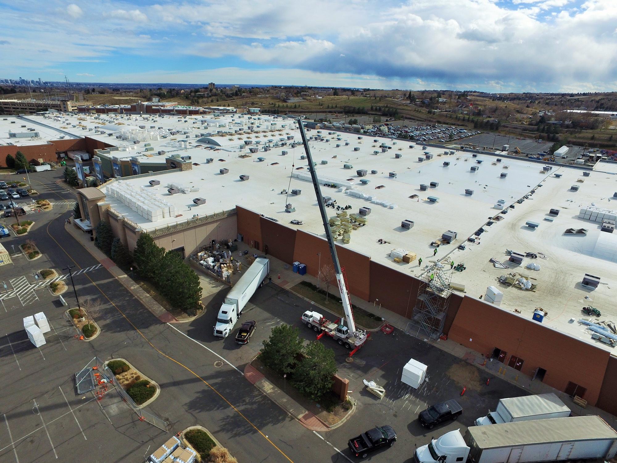 Mall Roof Colorado