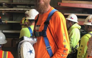 Safety Fest Texas Style In The Big D Progressive Roofing