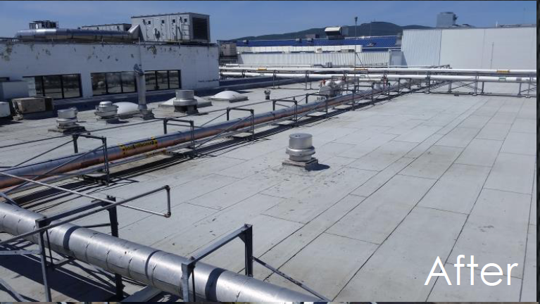 Food Industry Roofing