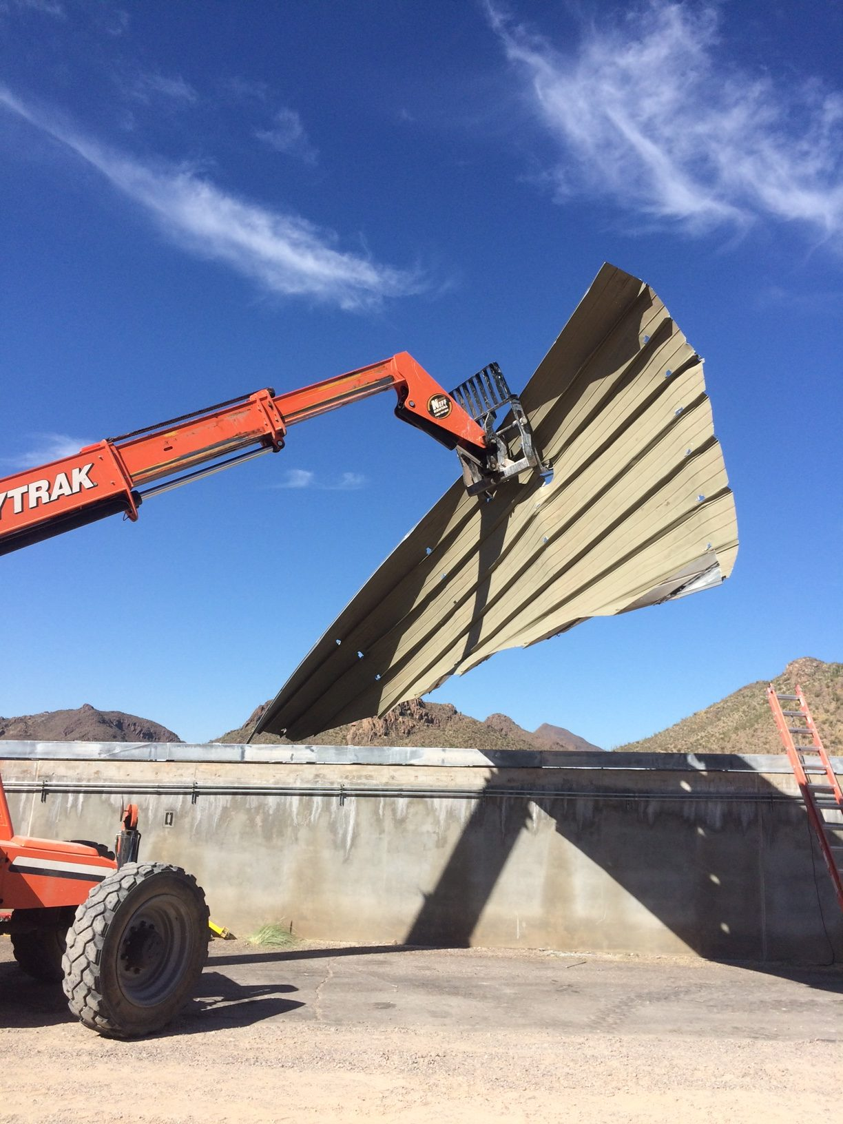 Roofing Infrastructure
